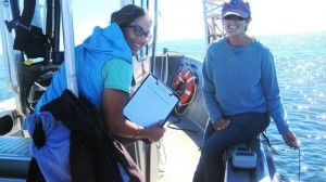 Rockport Conservation Commission volunteers monitoring for MCOA