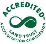Land Trust Accreditation Seal