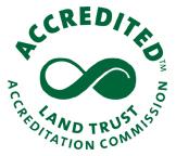 DRA Awarded National Land Trust Accreditation