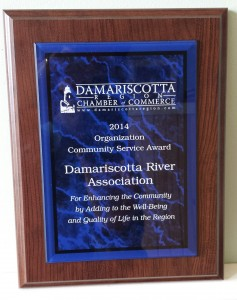 DRA Community Service Award from Chamber of Commerce