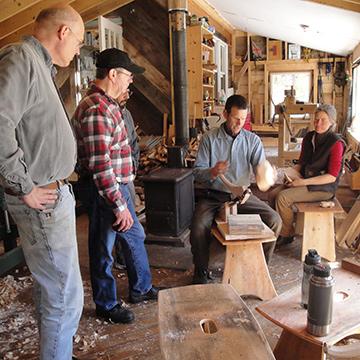 Wood Carving Workshop Series Damariscotta River Association