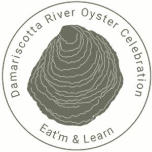 Damariscotta River Oyster Celebration logo