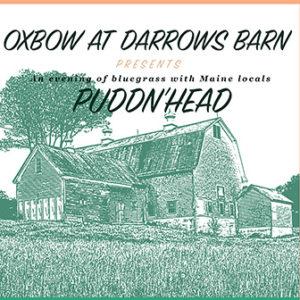 oxbow at darrows barn poster
