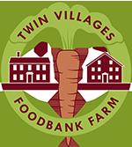 twin villages foodbank farm logo