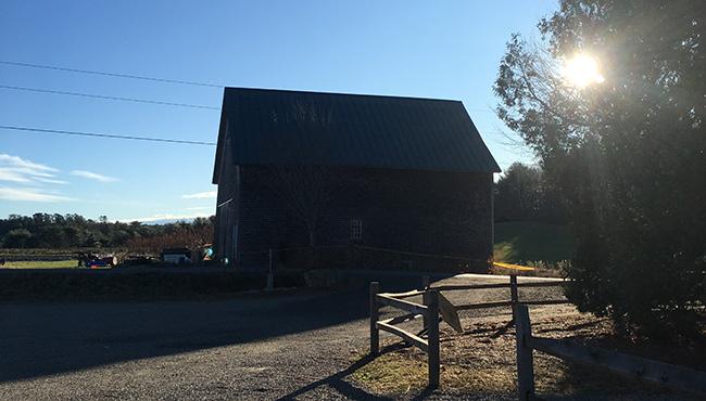 DRA's 1910 hay barn