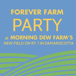 Forever Farm Party graphic
