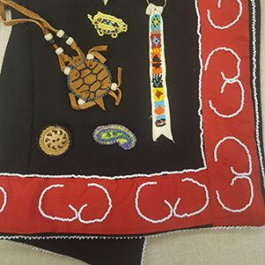 beadwork done by Judy Dow