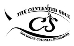 The Contented Sole logo
