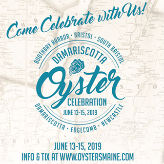 2019 Oyster Celebration graphic