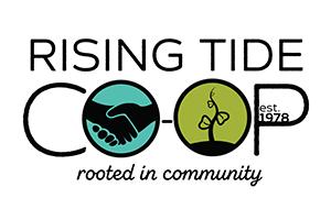 Rising Tide Co-op logo