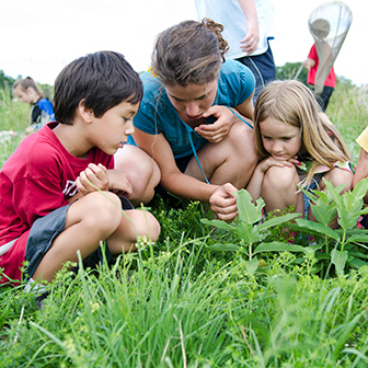 Volunteer Opportunity: Four Winds Nature Program at GSB School