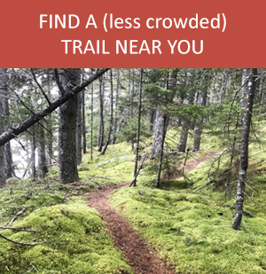 Find a trail near you
