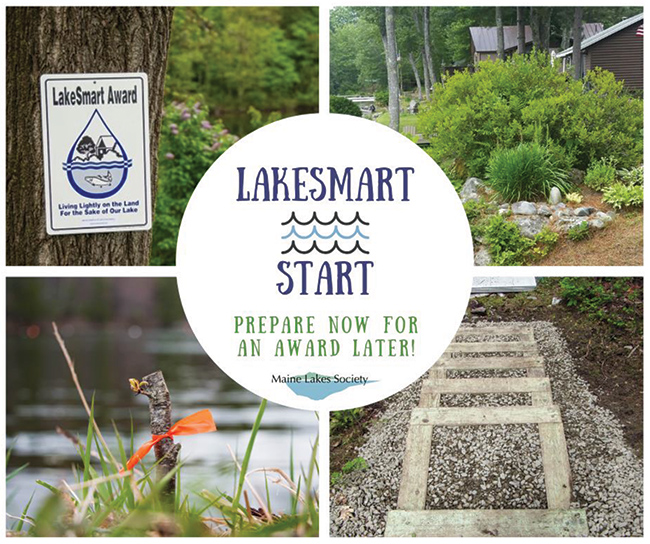 LakeSmart Start images and graphic