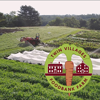 Twin Villages Foodbank Farm's success rooted in partnerships