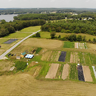 Land trusts and community come together to conserve Damariscotta farmland