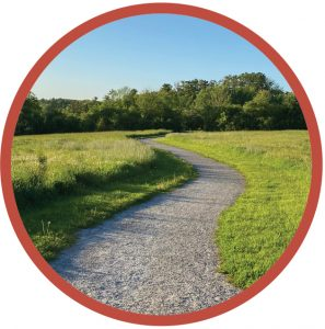 Accessible Trail at Round Top Farm